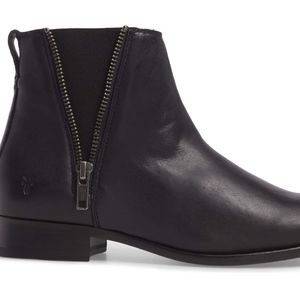Carly Frye Chelsea Boots